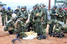 Nhật Bản thành lập đội phản ứng nhanh đối phó vụ bắt cóc con tin