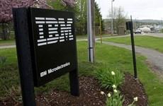Mục tiêu lợi nhuận 2015 của IBM thấp hơn mức thị trường kỳ vọng