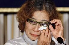 """Mẹ của con tin người Nhật: """"Kenji không phải kẻ thù của IS"""""""