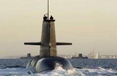 Đức thông qua kế hoạch bán tàu ngầm quân sự cho Australia