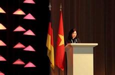 Khai mạc Năm kỷ niệm 40 năm quan hệ ngoại giao Việt-Đức