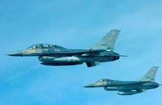 Thái Lan cùng Campuchia tăng cường hợp tác không quân