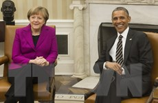 Mỹ và Đức mâu thuẫn trong việc giải quyết khủng hoảng Ukraine