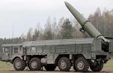 Nga đàm phán xuất khẩu hệ thống tên lửa chiến thuật Iskander-E