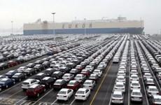 Thặng dư thương mại Hàn Quốc tăng cao cho dù xuất khẩu giảm