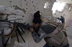Syria: Phiến quân tấn công trụ sở tình báo không quân ở Aleppo