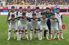 Đội dự tuyển U15 Việt Nam tiếp tục thắng 2-1 trước U15 Trung Quốc