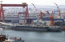 Trung Quốc xác nhận đang tự đóng tàu sân bay thứ hai