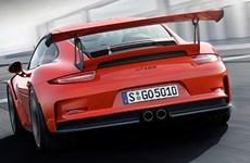Porsche 911 GT3 RS phá vỡ ranh giới giữa xe thể thao và xe đua