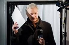 Julian Assange: Mỹ từ lâu đã cố gây mâu thuẫn Nga-Ukraine