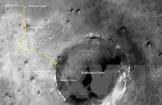 [Video] Tàu thăm dò NASA lập kỷ lục quãng đường chạy trên Sao Hỏa