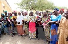 Tổng thống Nigeria kêu gọi người dân bầu cử trong hòa bình