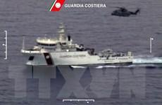 EU tăng gấp 3 lần phương tiện tìm kiếm cứu nạn trên biển