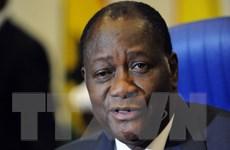 Tổng thống Côte d'Ivoire tham gia tranh cử nhiệm kỳ hai