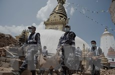 [Video] Nepal bắt tay vào tái thiết sau thảm họa động đất