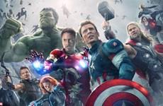 """""""Avengers: Age of Ultron"""" sắp đạt kỷ lục 1 tỷ USD trên toàn cầu"""