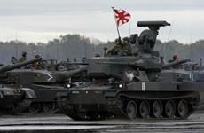 Nhật Bản thông qua dự luật mở rộng vai trò của lực lượng phòng vệ