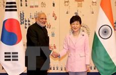 Hàn Quốc, Ấn Độ nâng cấp quan hệ lên Đối tác chiến lược đặc biệt