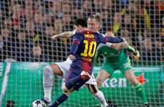 Leo Messi chính là cơn ác mộng tồi tệ nhất của Allegri