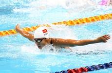 """Ánh Viên tiếp tục """"thống trị Sea Games với chiếc huy chương vàng thứ 6"""