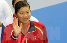 Kình ngư Ánh Viên giành HCV thứ 5, phá sâu kỷ lục bơi bướm 200m nữ