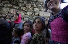 Những cô gái trẻ bị IS bóc lột rồi bán với giá chỉ bằng bao thuốc lá