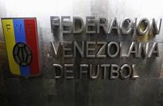 """""""Liên đoàn bóng đá Venezuela không bị ảnh hưởng bởi bê bối FIFA"""""""
