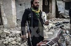 Syria: Người Kurd giành lại cửa khẩu chiến lược từ tay IS