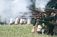Bỉ tổ chức lễ kỷ niệm 200 năm trận đánh Waterloo lịch sử