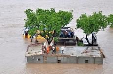 Ít nhất 70 người thiệt mạng do lũ lụt và mưa lớn ở Ấn Độ