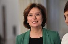Bà Malgorzata Kidawa-Blonska được bầu làm Chủ tịch Hạ viện Ba Lan