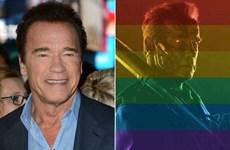 """""""Kẻ hủy diệt"""" đáp trả tuyệt vời người phản đối hôn nhân đồng giới"""