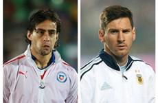 """Muốn vô địch Copa America, Messi phải """"quật ngã"""" Valdivia!"""