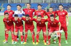 Bảng xếp hạng FIFA: Việt Nam bị tụt xuống thứ 3 Đông Nam Á