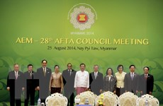 SEOM chuẩn bị cho Hội nghị Bộ trưởng Kinh tế ASEAN vào tháng tới