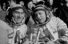 [Photo] 35 năm ngày anh hùng Phạm Tuân bay vào vũ trụ