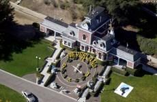 """Kỷ niệm về Michael Jackson bị """"xóa sổ"""" ở trang trại Neverland"""