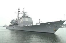 Nhật Bản xuất khẩu máy tính dùng cho hệ thống tàu khu trục Aegis