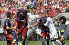 Man United hủy diệt Barcelona, tiếp tục nhuộm đỏ mùa giao hữu
