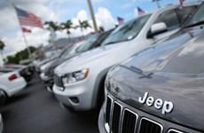 Hãng xe hơi Fiat Chrysler nhận án phạt kỷ lục từ Chính phủ Mỹ