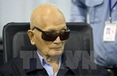 Phiên tòa xử 2 cựu lãnh đạo Khmer Đỏ: Bắt đầu chất vấn nhân chứng