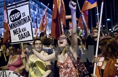 """Châu Âu yêu cầu Hy Lạp cải cách trước khi """"mở van"""" tài chính"""