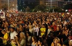 Người Israel tuần hành phản đối bạo lực nhằm vào người Palestine