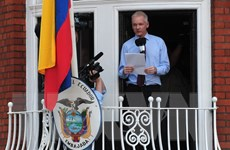 Thụy Điển có thể không xử tội tấn công tình dục với Julian Assange