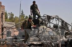 EIU: Khó chấm dứt xung đột ở Syria bằng sáng kiến của Iran
