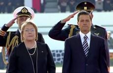 Mexico và Chile nhất trí nâng tầm quan hệ đối tác toàn diện
