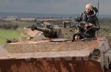 Palestine đề xuất làm trung gian cho cuộc xung đột ở Syria