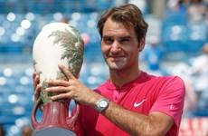 Federer và Serena Williams đăng quang ở Cincinnati Masters 2015