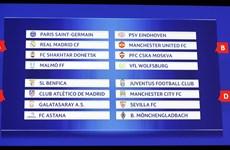 Duyên nợ, vận may, tử thần tại vòng bảng Champions League