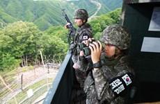 Quân đội hai miền Triều Tiên đã trở lại trạng thái thời bình
